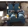 China Bolt shift Adjustment Pipe Turning Rolls , Digital Speed Display Pipe Welding rotator wholesale
