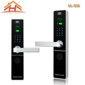 Buy cheap 4.5V-6V Fingerprint Keypad Door Lock With Electroplating And Polishing Finish from wholesalers