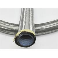 Buy cheap 1'' Convoluted Teflon Hose, PTFE Hose with Stainless Steel Over Braid from wholesalers