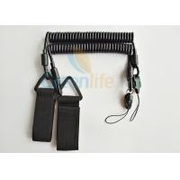 China Police Equipment Plastic Retention Lanyard Handy Tool Secure Pistol Dropping wholesale