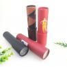 China CMYK Color Cardboard Cylinder Packaging / Custom Paper Crystal Ball Kaleidoscope Kids Tube wholesale