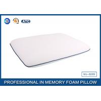 China Classic Bamboo Traditional Memory Foam Pillow 60x40cm For Deep Sleep wholesale