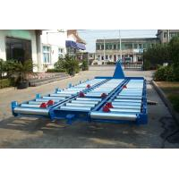 China Standard Channel Steel Airport Pallet Dolly 6692 x 2726 mm CE Approved wholesale