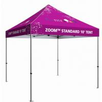 Buy cheap Waterproof Outdoor Trade Show Tents 3M X 3M , Reliable Pop Up Display Tents from wholesalers