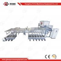 China Solar Panel Manufacturing Equipment Solar Glass Production Line 3-8 mm Glass Thickness wholesale
