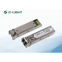 China Juniper SFP Optical Transceiver Duplex LC OC12 LR-2 622Mb/s FCC RoHS INMETRO on sale
