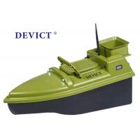 China Green  RC Fishing Bait Boat DEVC-104 7.4V / 6A lithium battery AC110-240V wholesale