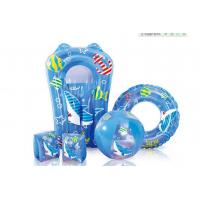 5 Pieces Set Blow Up Pool Floats High Safety Appropriate For Children 3 To 6 Years