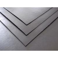 Buy cheap TF Standard Industrial Grade Tanged Graphite Sheet With Insert Tin Plate , Width from wholesalers