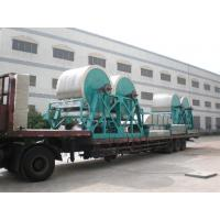 China Rotary Drum Dryer Machinery For Baby Rice Cereal Food Processing Industry wholesale