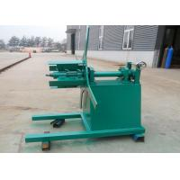China Color Steel Sheet Roll Forming Machine / Hydraulic Decoiler 11kw on sale