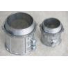 Quality OEM Set Screw Electrical Conduit Fittings , Zinc EMT Connector for sale