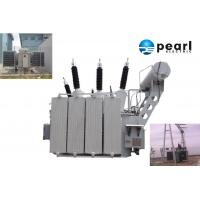 China HV, Three Phase,  Power Transformers,  On - Load Or Off - Load Tap Changer wholesale