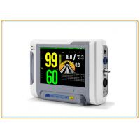 Buy cheap TFT Color Screen Vital Signs Monitor, Adult / Pediatric Multiparameter Monitor from wholesalers