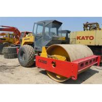 Quality used road roller Dynapac road roller CA30D heavy equipment for sale