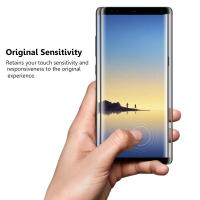 China Full Cover Oil Resistant Screen Protector  , Galaxy Note 8 Tempered Glass Screen Protector  wholesale