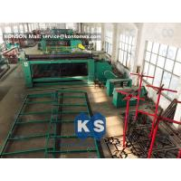 Quality Custom Gabion Mesh Machine Wire Netting Machine For 4m X 1m X 1m Box Packing Press wholesale