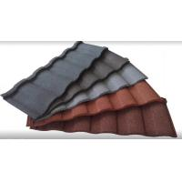 Buy cheap Colorful Stone Coated Metal Roof Tile,Metal Roofing,Stone Coated Aluminum Roof Tile from wholesalers
