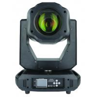 Buy cheap Double Lens Strobe Beam Moving Head Light For Disco Nightclub 350w 17r from wholesalers
