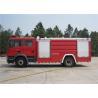 China ISUZU Chassis Water Tanker Fire Truck wholesale