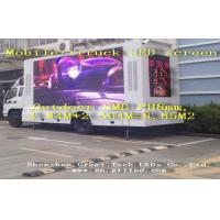 Buy cheap Waterproof Mobile Truck Mounted Led Display PH 8mm Aluminum Alloy from wholesalers