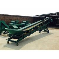 China Multifunction Mobile Belt Conveyor Adjustable Height 40 - 80 T/H Load Capacity wholesale