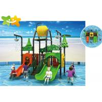 China Amusement Game Children'S Outdoor Water Slides Fully Utilized Height wholesale