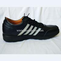 China Supply High Quality PU Leather Overal  Electric Shock Proof Labor Shoes wholesale