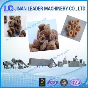 China puffed corn snacks machinery wholesale
