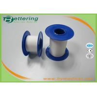 Disposable Surgical Adhesive Silk Tape with zig zag edge medical silk tape plaster with plastic shell package