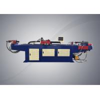 China Hydraulic Tube Bending Machine , Automated Tube Bender For Bicycle Fittings wholesale