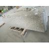 China Chinese Bala white Granite slab Countertop vanity top, Prefabricated Granite Tops wholesale