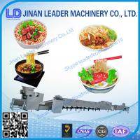 China How to make  Mini instant noodles  making machine wholesale