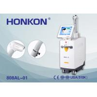 Buy cheap HONKON Pain Free Beauty Equipment 808Nm Diode Laser for Permanently Hair Removal from wholesalers