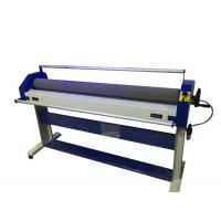 China Industrial Laminating Machine , Manual Roller Cold Laminators For Schools Fayon-1600MA on sale