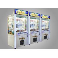 China Original Colorful Prize Game Machine For Game Center , Crane Grabber Machine wholesale
