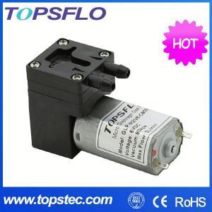 China TOPSFLO DC Mini Diaphragm Pump,Vacuum/Pressure Pump, Air Pump TM22 wholesale
