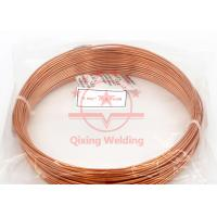 China 0.023 Wall Thickness Copper Capillary Tube Out Diameter 0.66 Inch For AC wholesale