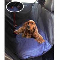 China Complete Protective Rear Car Seat Pet Cover for All Cars, Waterproof Protection on sale