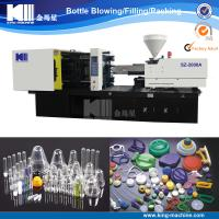 Quality Plastic PET bottle preform injection moulding machine for sale