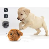 Durable Battery Operated Dog Toy Randomly Jumping For Entertainment / Exercise for sale