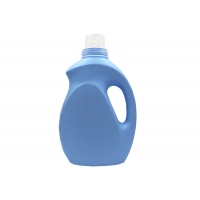 China Glossy HDPE Plastic 2L Laundry Detergent Container wholesale
