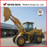 China Wolwa 3ton mini wheel loader for sale with Cummins engine DLZ938 on sale