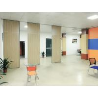 China Aluminium Alloy Melamine Surface Soundproof Movable Wall Dividers Cheap Office Partition Walls wholesale