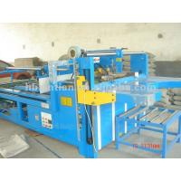 Quality 260mm Good Rigidity Alloy Semi - Auto Folder Gluer For Corrugated Paper , Various Paperboards for sale