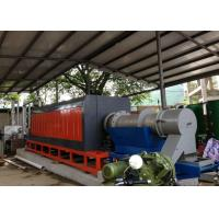 China Electric Activated Carbon Kiln , Rotary Kiln For Activated Carbon Production wholesale
