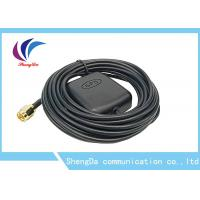 China SMA Male Plug Auto GPS Antenna Active 28dbi High Gain Better Signal Rececption wholesale