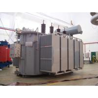 China Overload Distribution Power Transformer 132 KV - Class Two Winding Three Phase wholesale