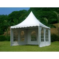 China High Quality Aluminum and PVC Pagoda Tents, 6x6m outdoor events pagoda party tent marquee, Best Quality Pagoda Tents wholesale