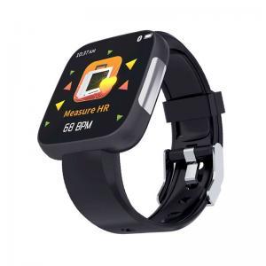 China ECG Smart Watch Step Tracker Respiration Training Wristband 24 Hour Blood Pressure Monitor wholesale
